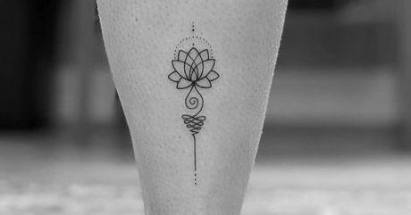 Tatouage lotus : Symboles, signification et exemples