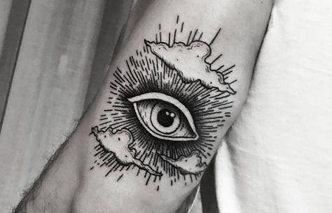 Tatouage oeil : Signification, symboles et modèles